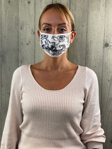 Face Mask Tapestry (10 Unità)