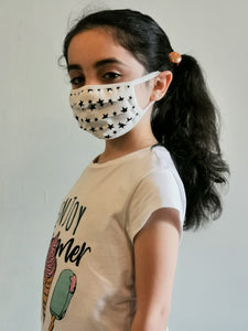 Face Mask Stars KID (Singola)