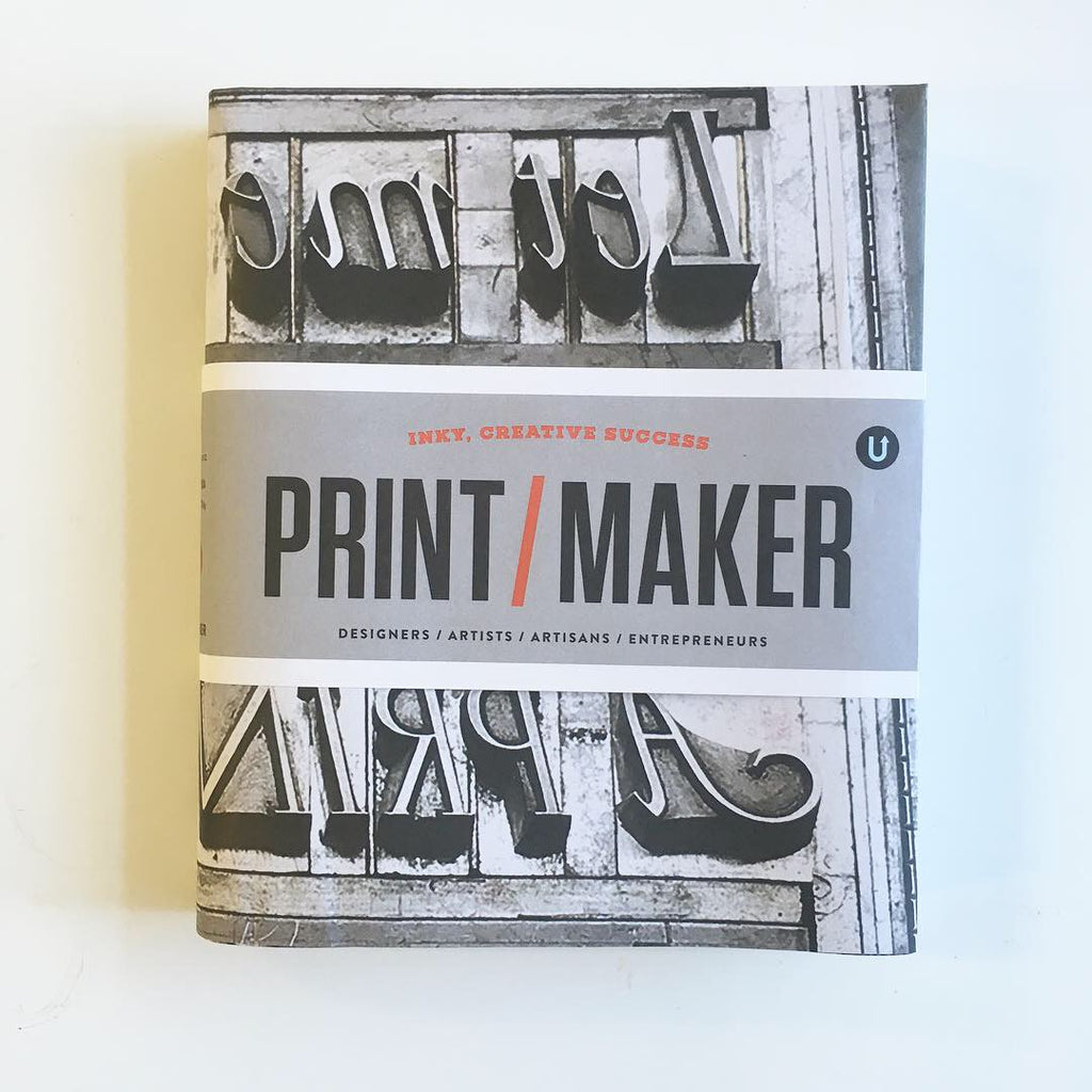 Print/Maker: Inky, Creative Success, a book by UPPERCASE