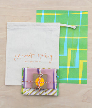 Make It Yourself Beeswax Wrap Kit