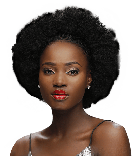 Darling Afro Kinky Weaves hair extension