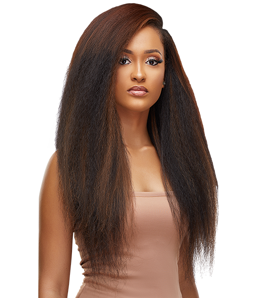 Darling Kinky Straight Hair Weaves hair extension
