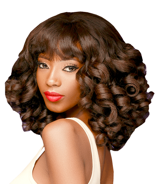 Darling Kinky Romance Weaves hair extension