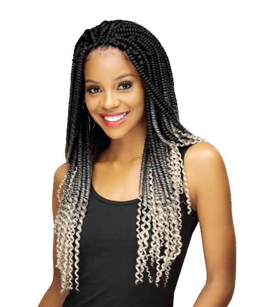 Darling Passion Curl Crochet hair extension