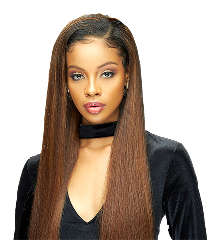 "Darling Empress Silky Straight 16"" (Free Detangler Spray included) Weaves"
