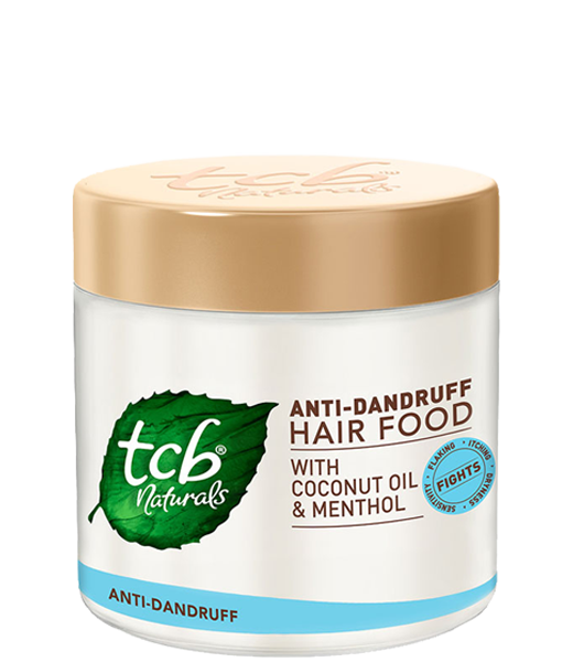 TCB Naturals Anti-Dandruff Hair Food Hair Maintenance hair extension