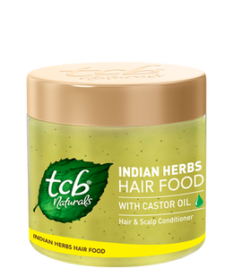 TCB Naturals Indian Herbs Hair Food Hair Maintenance