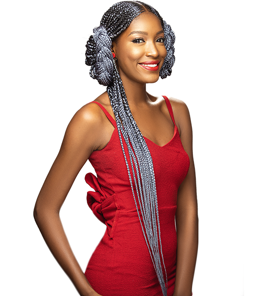 Darling Xtravagant' Braids hair extension