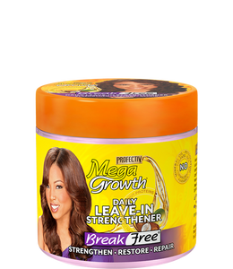 Megagrowth Break Free Leave-in Strengthener Hair Regimen