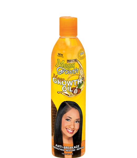 Megagrowth Growth Oil 236ml Hair Regimen hair extension