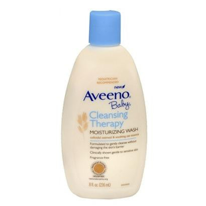 Aveeno Baby - Cleansing Therapy Moisturizing Wash 236ml
