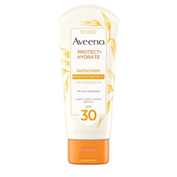 Aveeno - Protect + Hydrate Lotion Sunscreen SPF30 85g