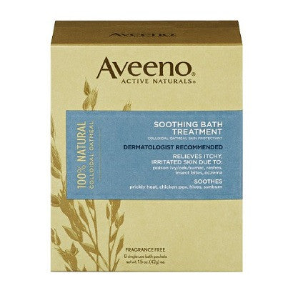 Aveeno - Soothing Bath Treatment | Hotally Singapore