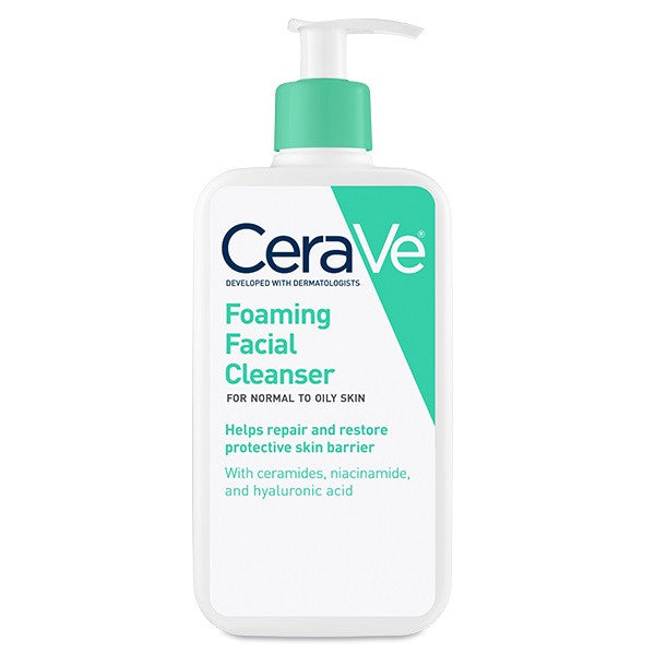 CeraVe - Foaming Facial Cleanser 473ml