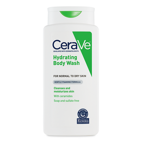 CeraVe - Hydrating Body Wash 296ml