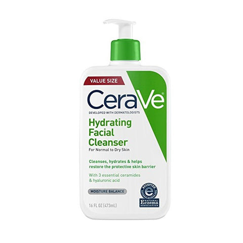 CeraVe - Hydrating Facial Cleanser 473ml