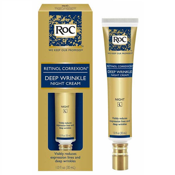RoC - Retinol Correxion Deep Wrinkle Night Cream 30ml