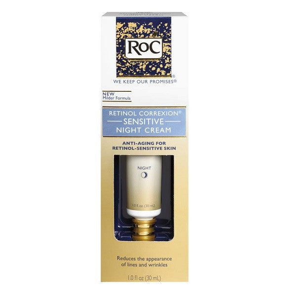 RoC - Retinol Correxion Sensitive Night Cream 30ml