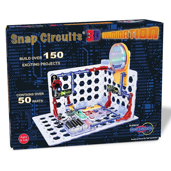 Snap Circuits - 3D Illumination