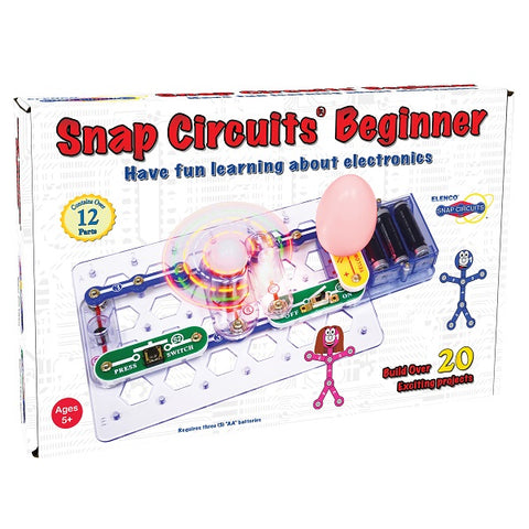 Snap Circuits Beginner - Electronic Discovery Kit