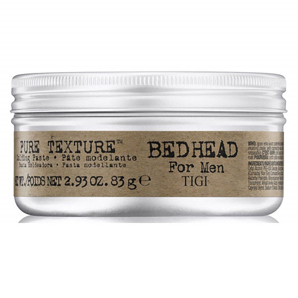 TIGI Bed Head for Men - Pure Texture Molding Paste 83g