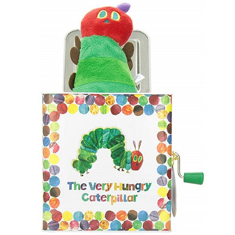 Kids Preferred - The Very Hungry Caterpillar Jack in the Box