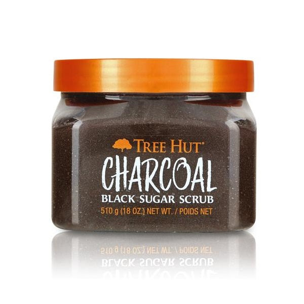 Tree Hut - Charcoal Black Sugar Scrub 510 g