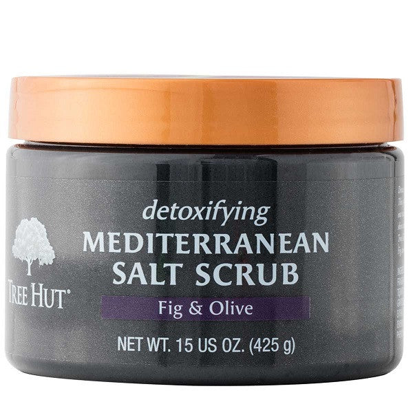Tree Hut - Mediterranean Salt Scrub, Fig & Olive 425 g