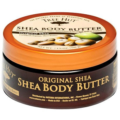Tree Hut - Shea Body Butter, Original Shea 198 g | Hotally Singapore