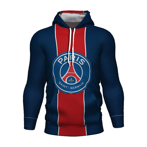 Paris Saint Germain Psg Soccer Jersey 2018 2019 Football 3d Hoodies Psg Tracksuit Kids Child Neymar Mbappe Cavani Kit Sweatshirt