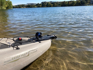 MAKO Universal Rudder Mounted Propulsion System for all kayaks