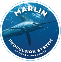 Load image into Gallery viewer, MARLIN Integrated Rudder Propulsion Kit for Outback/Compass  & ProAngler