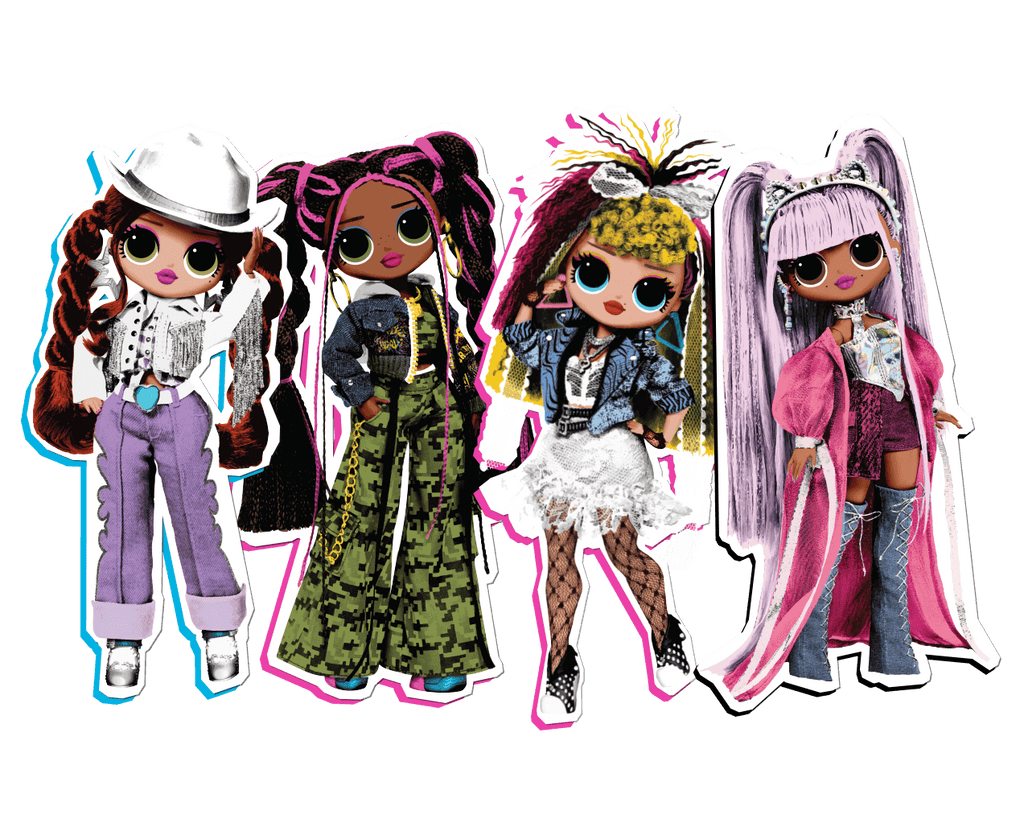 Collectible Dolls With Mix And Match Accessories L O L Surprise L O L Surprise Official Store