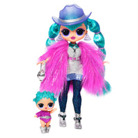 L.O.L. Surprise! O.M.G. Winter Disco Series Cosmic Nova Fashion Doll with 25 Surprises