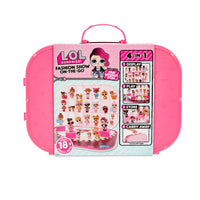 L.O.L. Surprise! Fashion Show On-the-Go Hot Pink Storage & Playset