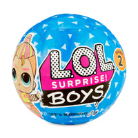LOL Surprise Boys Character Doll with 7 Surprises Series 2