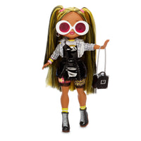 L.O.L. Surprise! O.M.G. Series 2 Alt Grrrl Fashion Doll with 20 Surprises