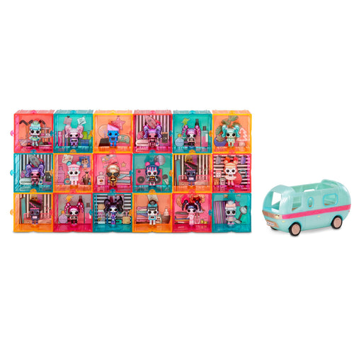 LOL Surprise Tiny Toys 18-pack