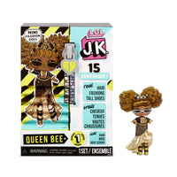 LOL Surprise J.K. Mini Fashion Doll - Queen Bee with 15 Surprises