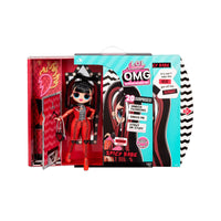 LOL Surprise OMG Spicy Babe Fashion Doll - Series 4  Doll with 20 Surprises