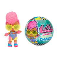 LOL Surprise Dance Dance Dance Dolls with 8 Surprises