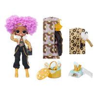 LOL Surprise O.M.G. 24K D.J. Fashion Doll with 20 Surprises