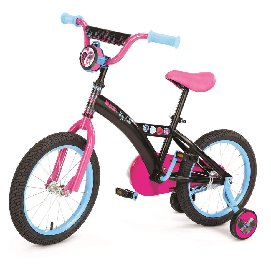 LOL Surprise Remix 16-Inch Bike with Wireless Music Speaker for Kids