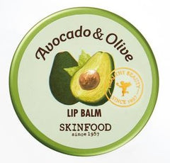 Skinfood Avocado & Olive Lip Balm Balsam do ust 12 g