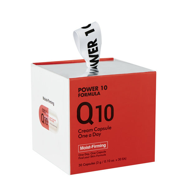Power 10 Formula Q10 One a Day Cream Capsule Maska w kapsułce 30 szt