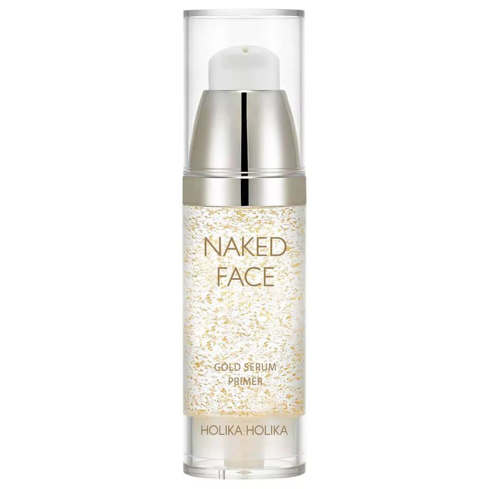 Naked Face Gold Serum Primer baza pod makijaż 30 ml