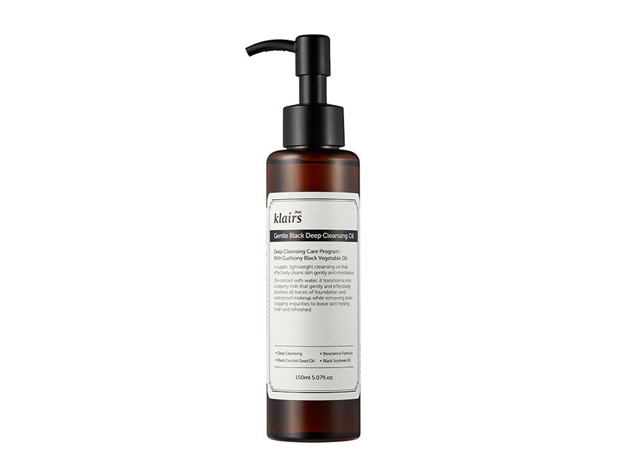 Gentle Black Deep Cleansing Oil olejek do demakijażu 150 ml