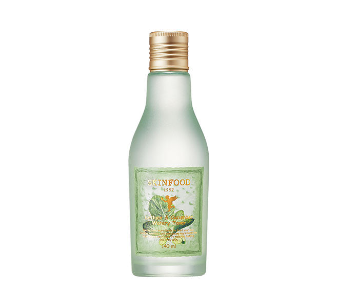 Lettuce & Cucumber Watery Toner Tonik do twarzy 180 ml