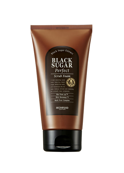 Black Sugar Perfect Scrub Foam Pianka do twarzy 180 g
