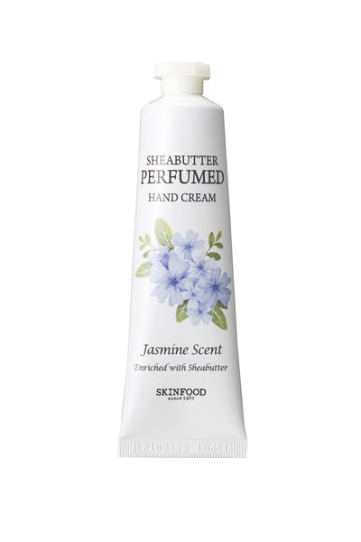 Shea Butter Jasmine Hand Cream Jaśminowy krem do rąk 30 ml